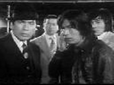 Gメン75 第24話 二人組警官ギャング