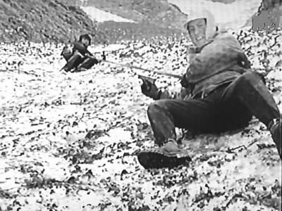 キイハンター 第125話 悪党 黄金の大雪渓を行く