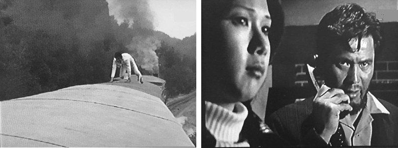 キイハンター 第161話 荒野の列車大襲撃作戦