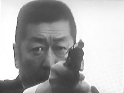 Gメン75 第150話 刑事の家を壊す男たち