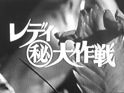 バーディー大作戦 第27話 レディ(秘)大作戦